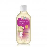 Детский гель для душа и шампунь для девочек 3+
